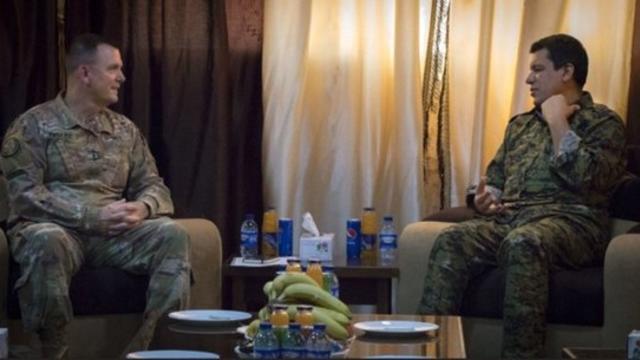 PKK ABD'den Yardım Dileniyor