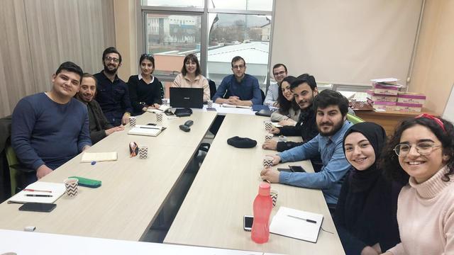 TGB ile Konya'da 100. Yıl Rüzgarı Esecek