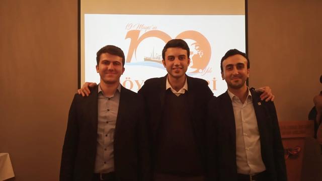 TGB Antalya 100. Yıla Yeni Başkanla Giriyor