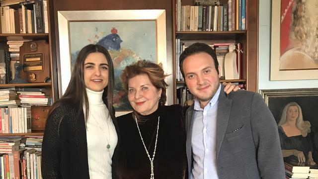 TGB'den Tiyatro Sanatçısı Dilek Türker'e Ziyaret