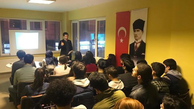 """TGB Edirne'den 100. Yılda """"Türk Devrim Tarihi"""" Eğitimi"""