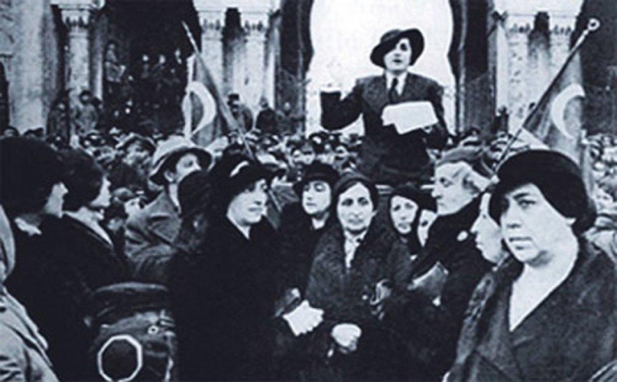 Türk Kadınının Mücadele Tarihi