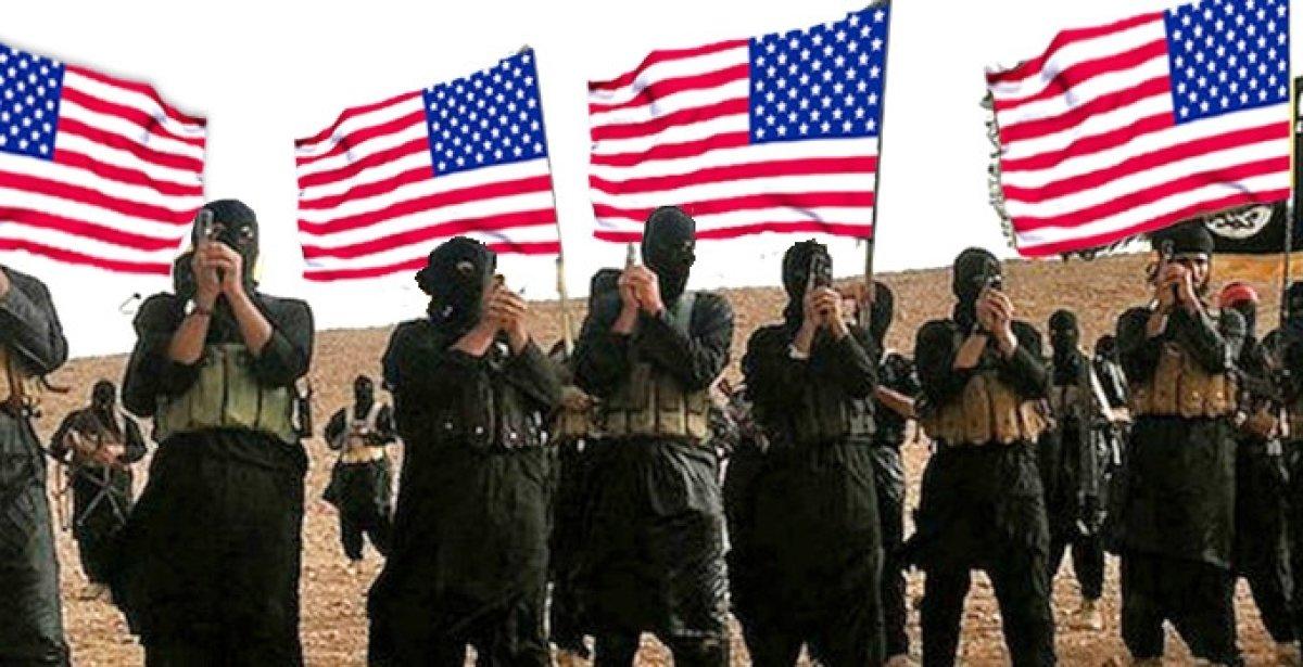 ABD Yeni IŞİD Komplosuna Hazırlanıyor