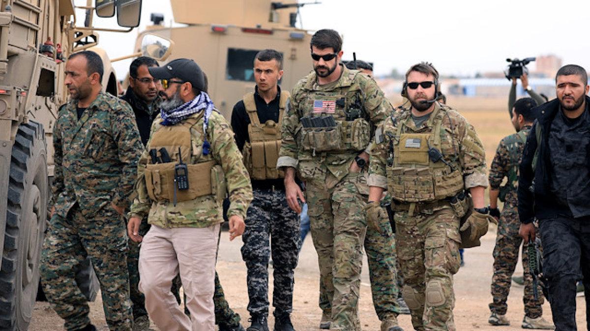 ABD'den PKK'ya 550 Milyon Dolarlık Yardım