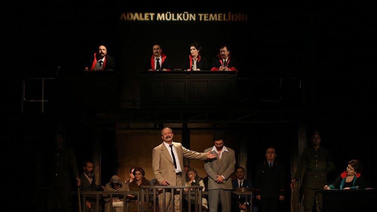 Devlet Tiyatrolarından 27 Mart'ta Ücretsiz Tiyatro
