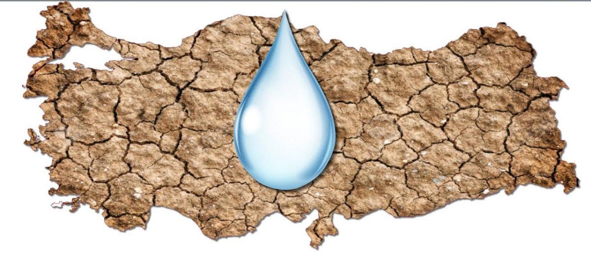 Türkiye'nin Su Sorunu: Bardak Boşalıyor