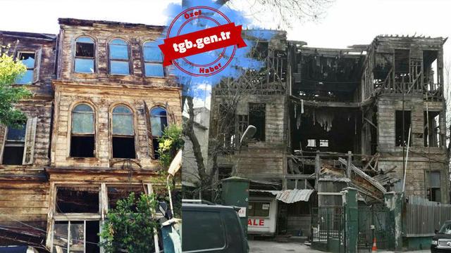 Birinci Dünya Savaşı'nın Merkezi İTC Binası Yıkıldı!