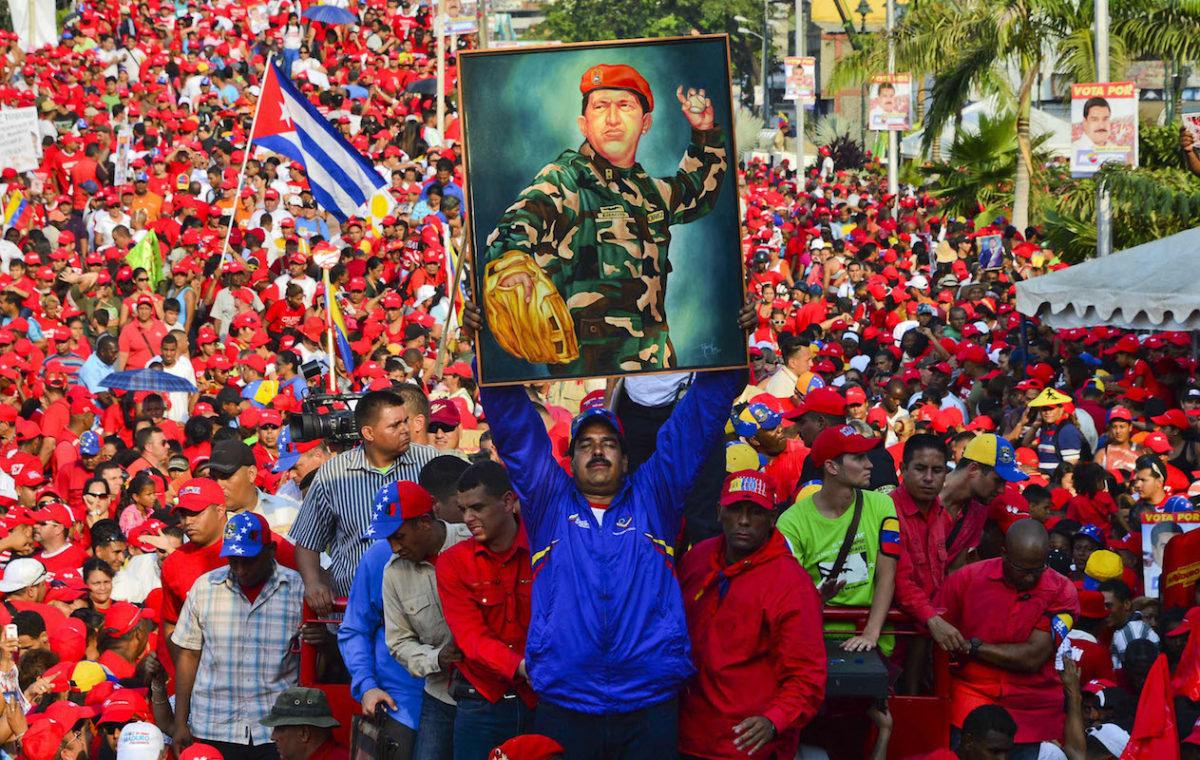 Karanlıktaki Venezuela