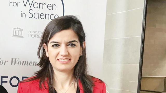 Türk Bilim İnsanına UNESCO Ödülü