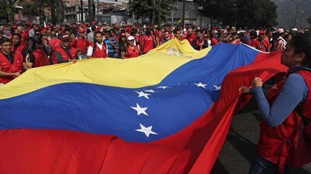 ABD Venezuela Halkının Canını Da İstiyor
