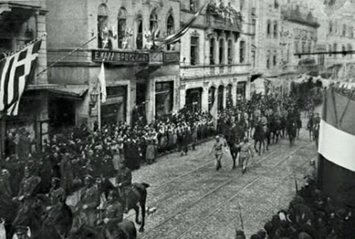 16 Mart İstanbul'un İşgali