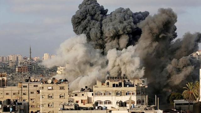 Trump İmzaladı İsrail Ateşkese Rağmen Gazze'yi Vurdu!