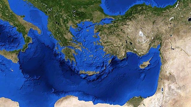 Doğu Akdeniz'de Mavi Vatan Sınırları Çekildi