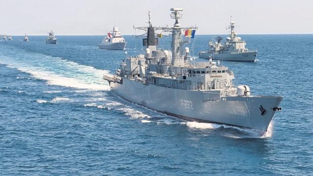 Rusya NATO Tatbikatına Daldı