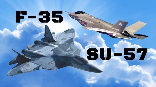 Milli Uçağa Kadar F-35'e Alternatif Su-57 Alabiliriz