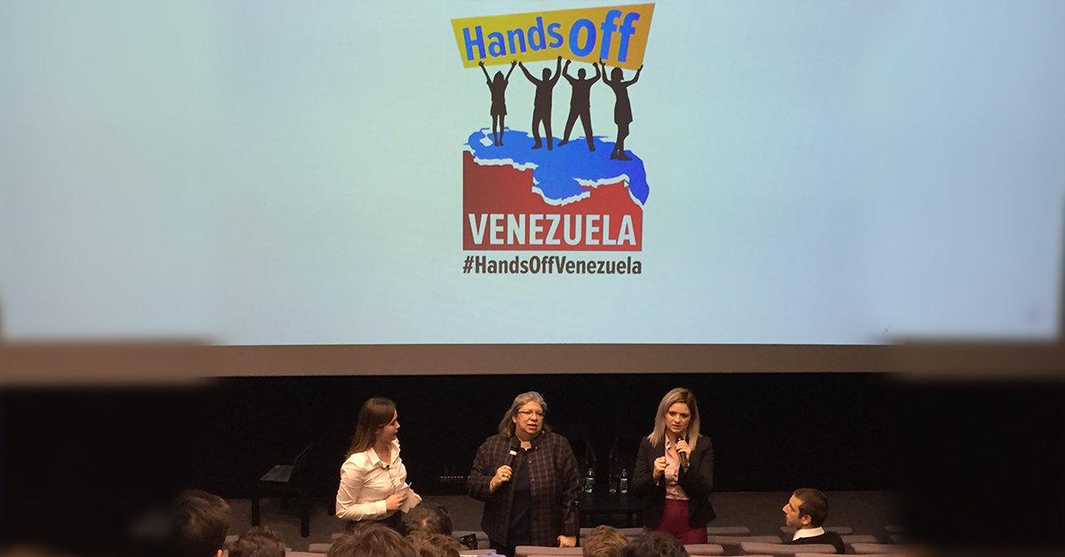 Boğaziçi Atatürkçü Düşünce Kulübü, Venezuela Başkonsolosunu Ağırladı