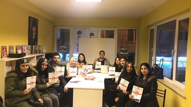 TGB Edirne 19 Mayıs'ın 100. Yılı Çalışmalarını Planladı