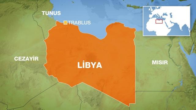 ABD'nin Hafter'i Libya'yı Bölemez