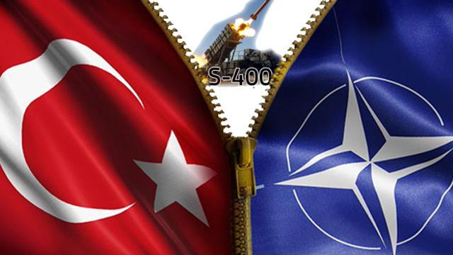 S-400'ler NATO'yla Uyumlu Olmayacak