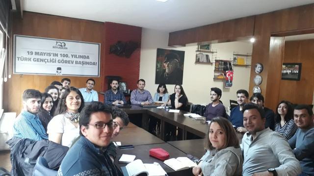TGB Ankara, 19 Mayıs'ın 100. Yılına Hazır