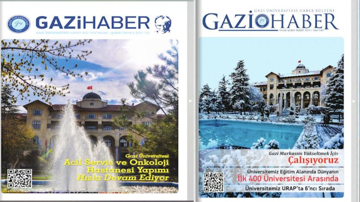 Gazi Üniversitesi'nden Gazi'nin Resmini Silemezsiniz