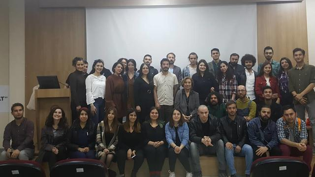 Sivas Cumhuriyet Üniversitesi Öğrencileri Gülsen Tuncer'le Buluştu