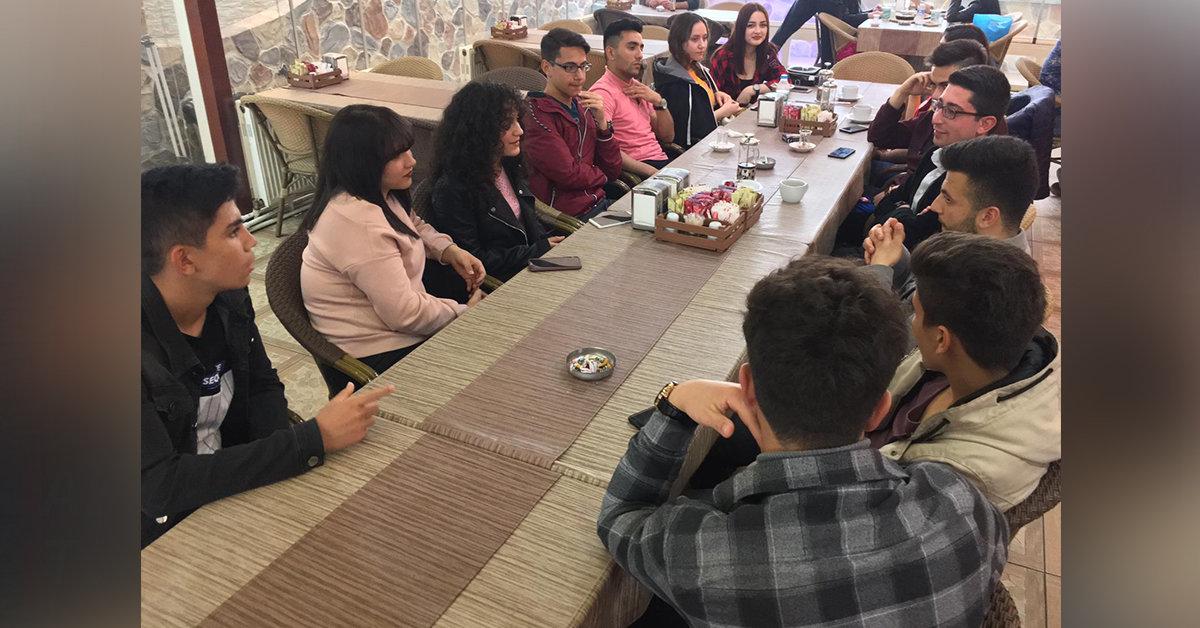 Atatürkçü Gençliğin Bayrağı Karaman'da Yükseliyor