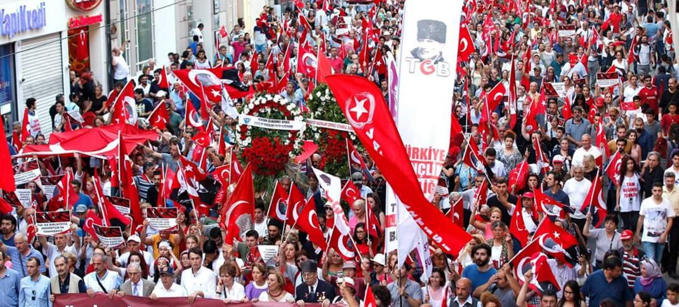 100 Yıl Sonra Yeniden Türkiye İçin Kenetlen!