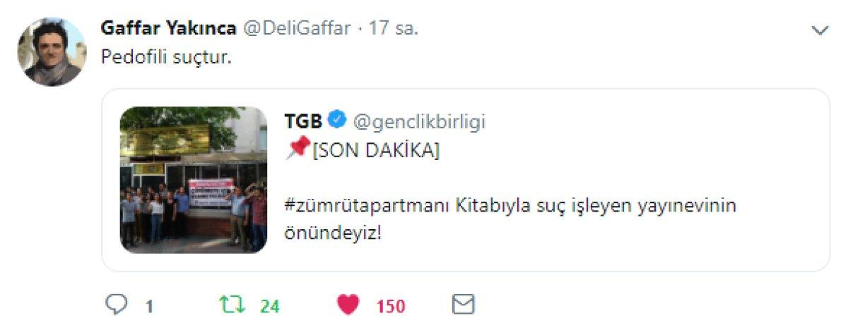 Aydınlık Gazetesi Yazarı Gaffar Yakınca