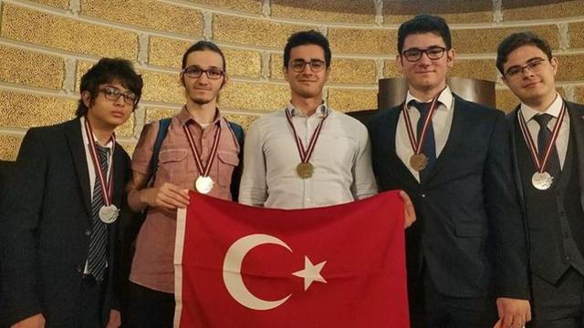 Genç Türkler Avrupa Şampiyonu Oldu