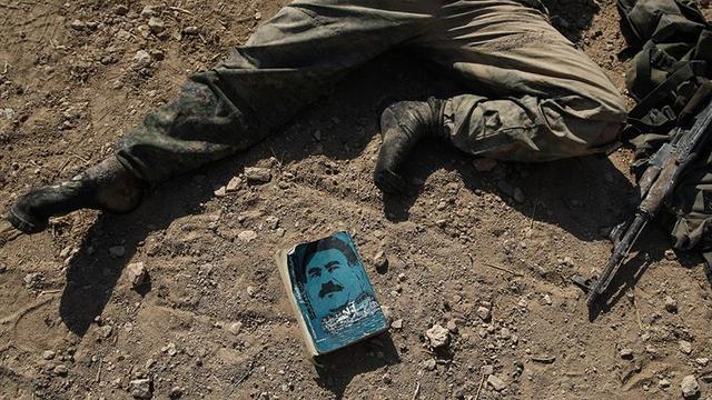 TSK Vuruyor PKK Eriyor