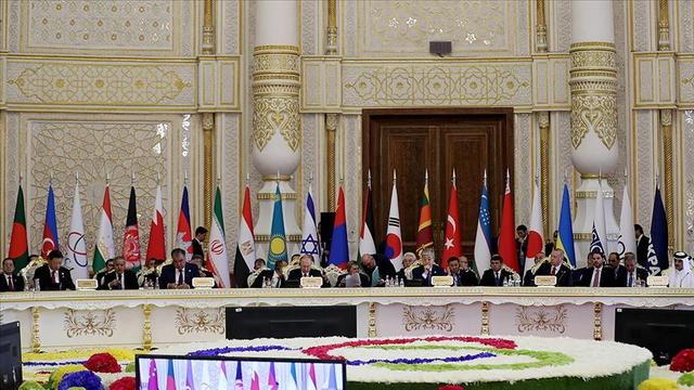 """Asya Zirvesi'nde """"Güvenliğimiz İçin Birleşelim"""" Önerisi"""