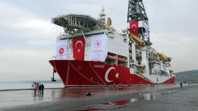 Emperyalistlere Gözdağı: İkinci Gemi Akdeniz'e İndi
