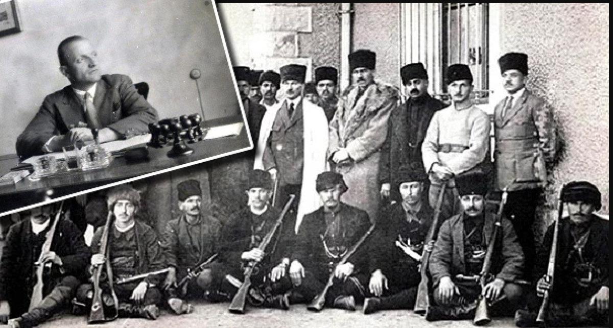 Mustafa Kemal'in Hafiyesi