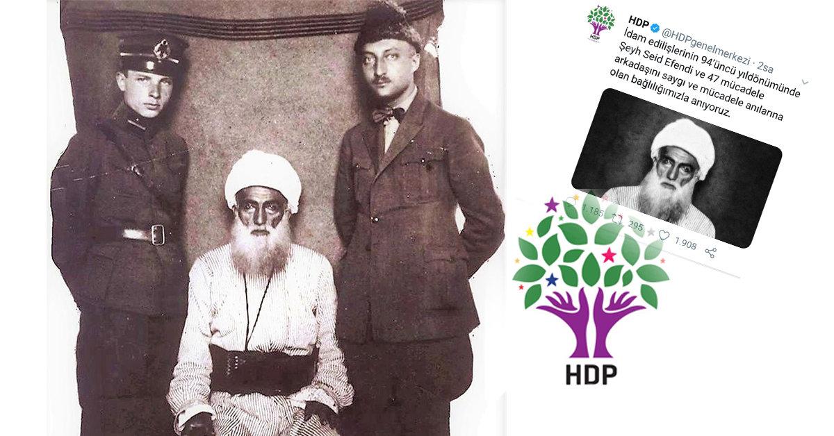 HDP Vatan Hainliğinden Ödün Vermiyor