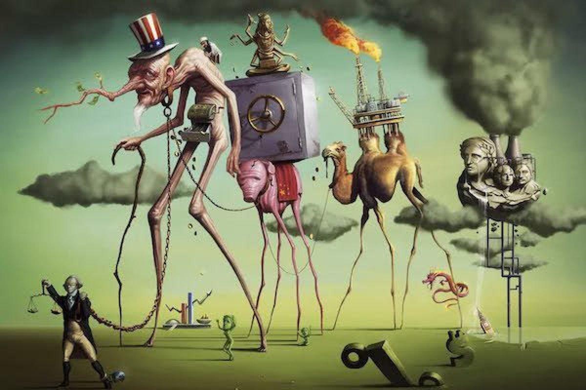 Neoliberalizm ve Küreselleşme Tasviri