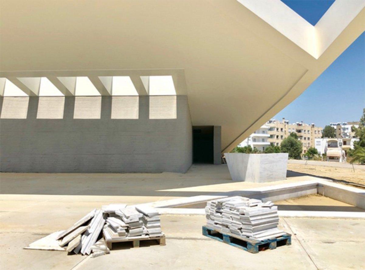 Rauf Denktaş'ın Anıt Mezarı 6 Hükümettir Yapılamıyor