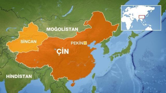 """Uygur Özerk Bölgesi Başkan Yardımcısı: """"Çin'in Ayrılmaz Parçasıyız"""""""