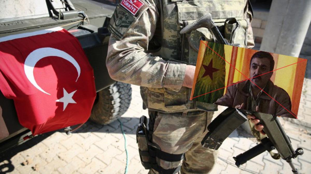 PKK'nın Sözde Irak Sorumlusu Öldürüldü