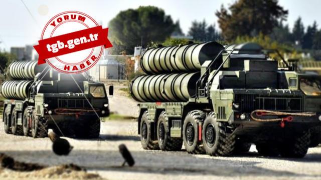 Türkiye ABD baskılarına boyun eğmedi: S-400'ler Türkiye'de