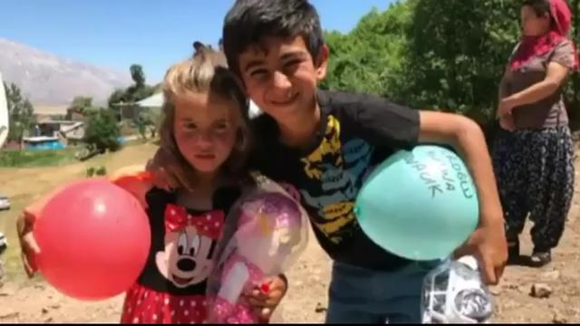 PKK İki Çocuğu Katletti
