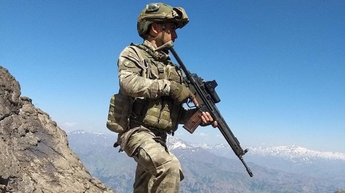 Türk Ordusunun Pençesi PKK'yı Ezdi