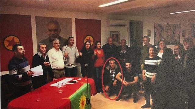 PKK'nın Sözde Norveç Sorumlusu Yakalandı