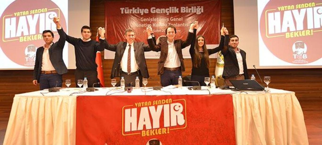 Metin Feyzioğlu'nun Kararlı Duruşu Gençliğe Güven Veriyor!