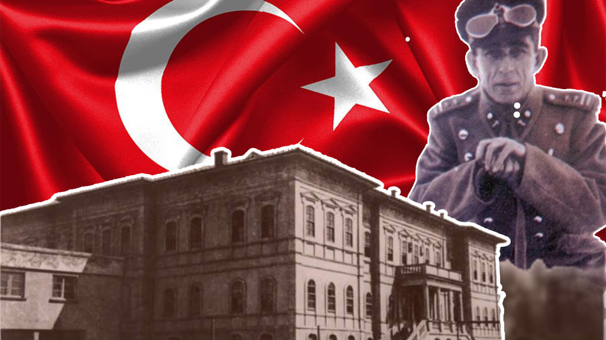 Sivas Kongresi'ndeki Tarihi An