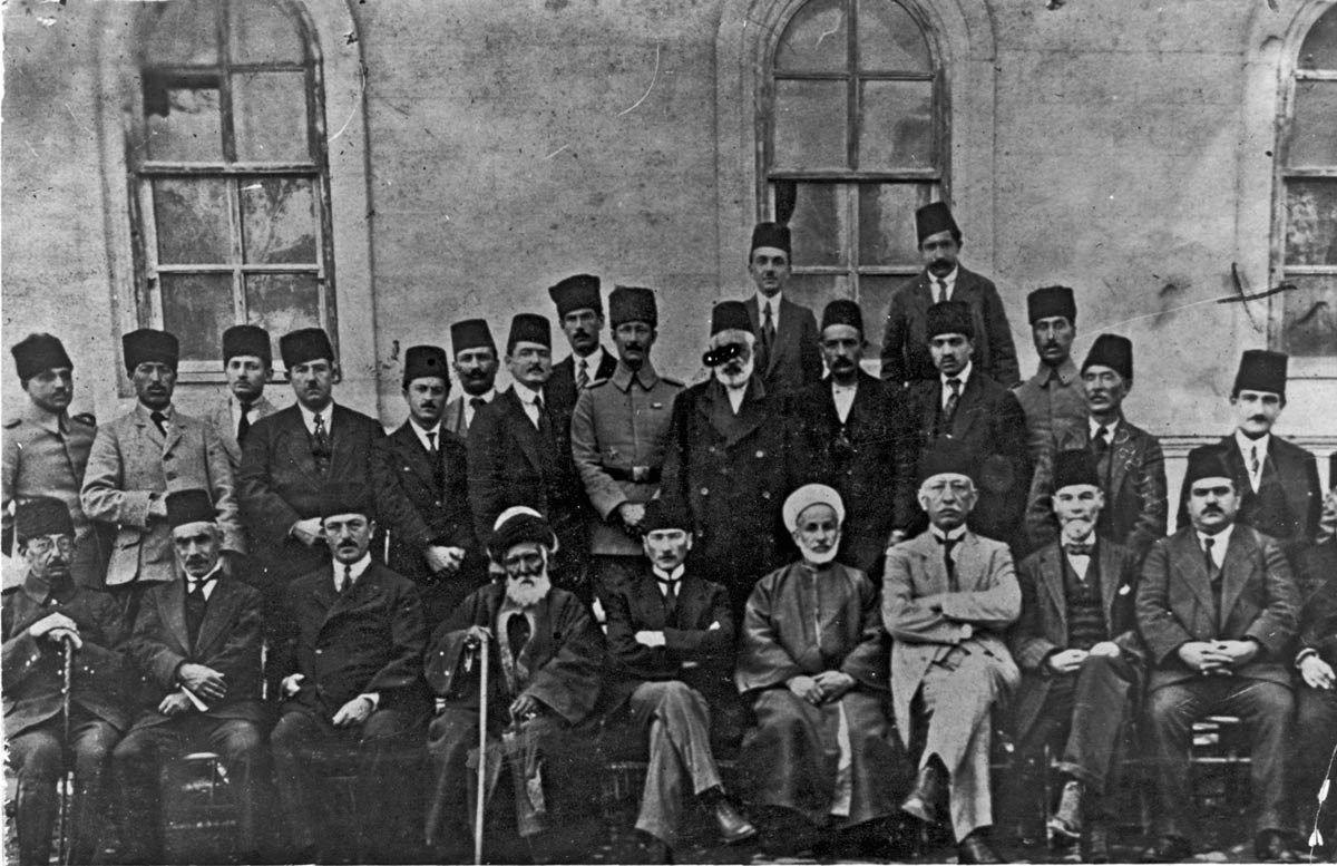 Sivas Kongresi Delegeleri