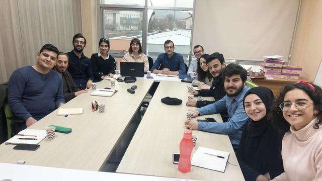 TGB Konya'da Yeni Dönemde Yeni Başkan