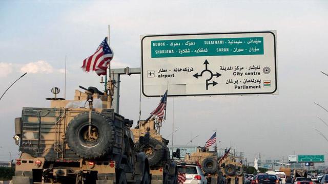 Suriye'den Çekilen ABD Askerleri Nereye Gidiyor?