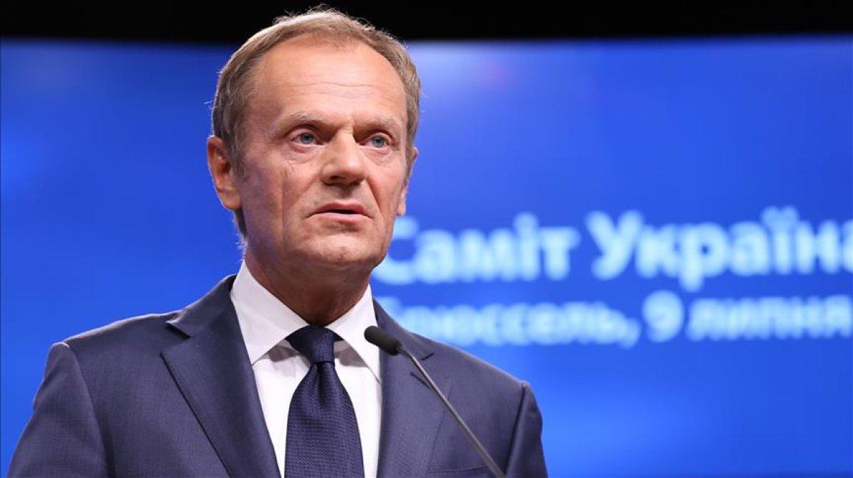 AB Konseyi Başkanından İtiraf: Kıbrıs'ı Birleştiremedik
