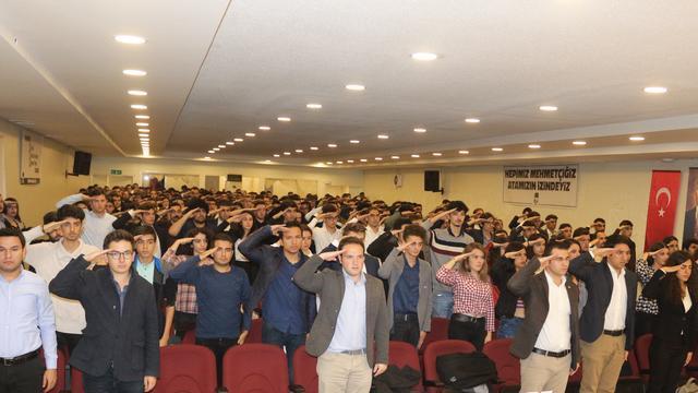 TGB Türk-İş ve TBB'den Mehmetçik'e Selam